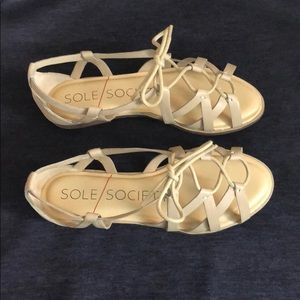 Sole society sandal